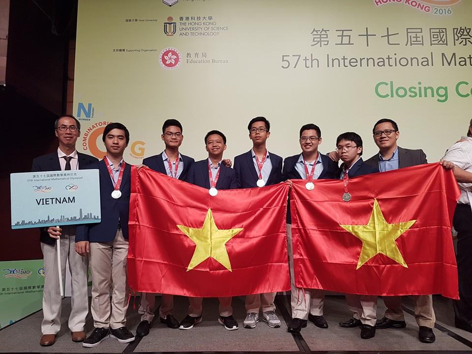 Xuất sắc - Học sinh nhận học bổng du học từ 20 trường danh tiếng thế giới
